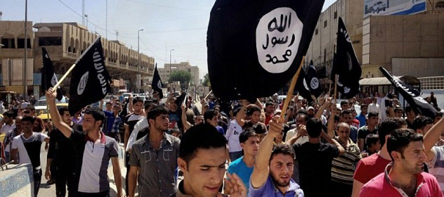 ISIS Releases Terrifying Video – More Proof We Need to Close Our Borders NOW