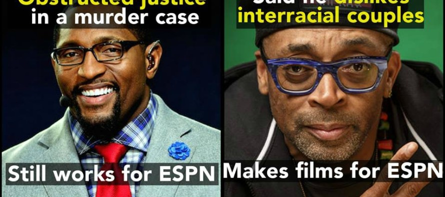 This Brutal Meme Exposes ESPN's Liberal Hypocrisy Perfectly!