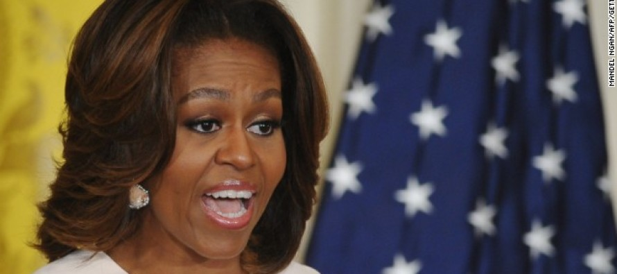 You'll Be SICK When You Hear What Michelle Obama Just Said About 'Intolerant Christians'