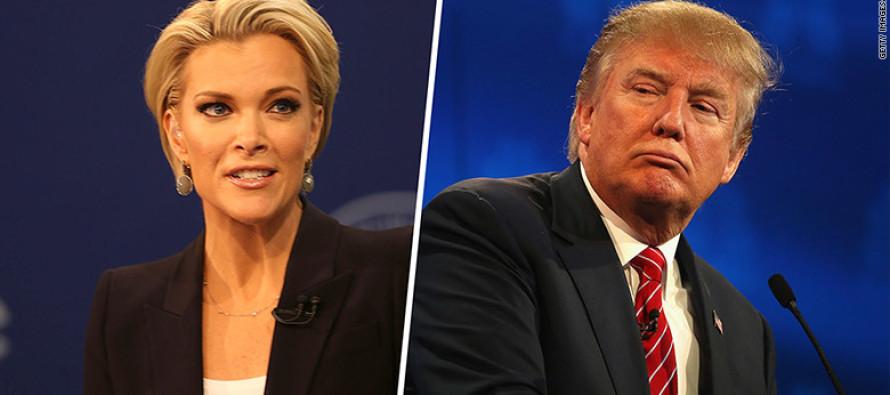 REVEALED: Inside Trump's Secret Meeting With Megyn Kelly…