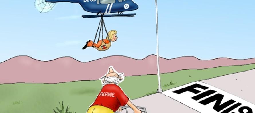 It's How You Finish(Cartoon)