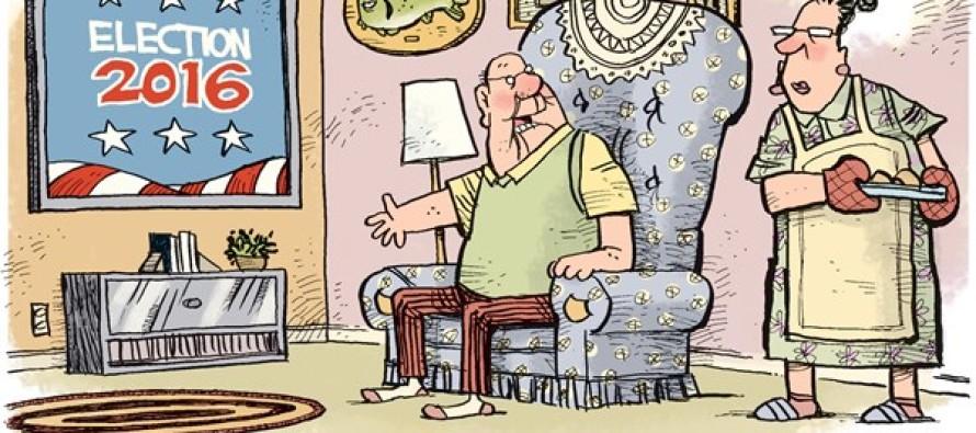 Unqualified Dems  (Cartoon)