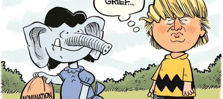 Charlie Trump (Cartoon)