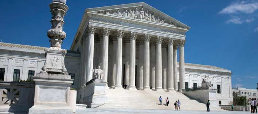 ALERT: Is Obama Secretly Planning to Take Over the Supreme Court?