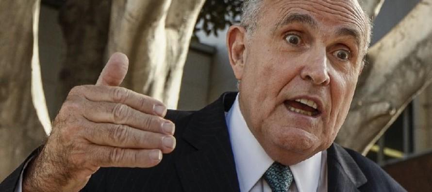 BREAKING: Rudy Giuliani Makes Bombshell Presidential Endorsement