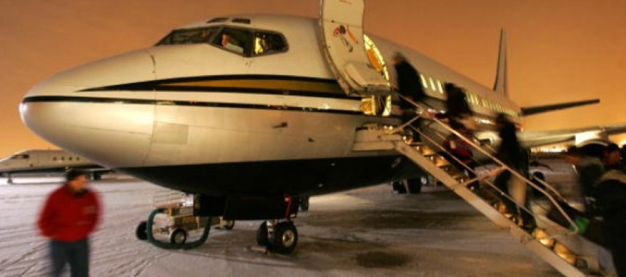 $300,000 Spent DAILY In Taxpayer Money – To Send Illegals Home On Personal Jets