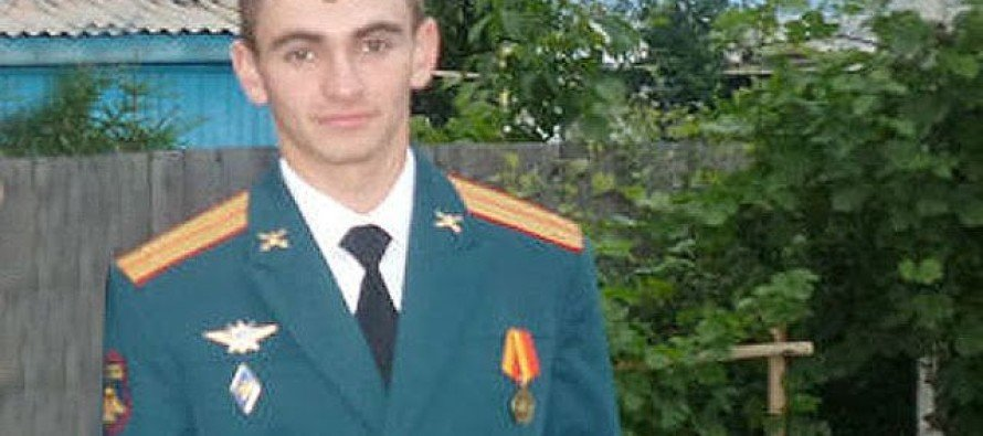 Russian 'Rambo's' Last Brave Words Before Calling in Airstrike on His Location to Kill ISIS