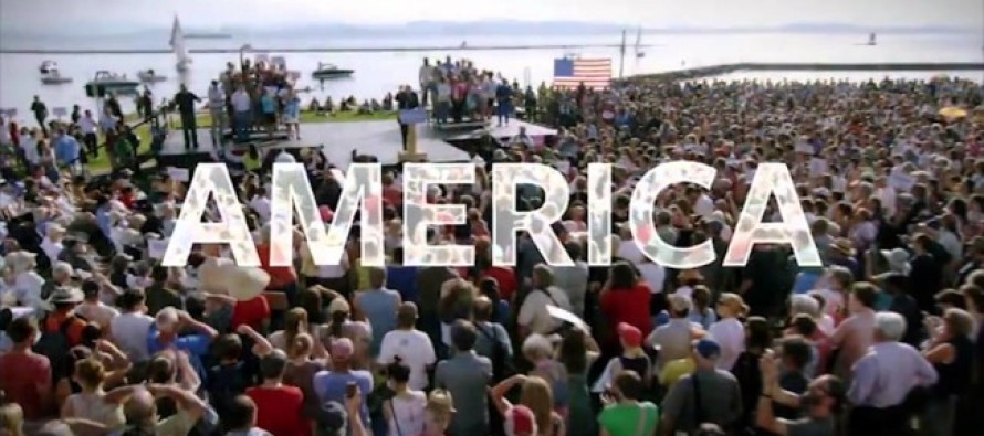 Sanders Supporters Sing 'Customized' Version Of 'America The Beautiful' – And It's CREEPY