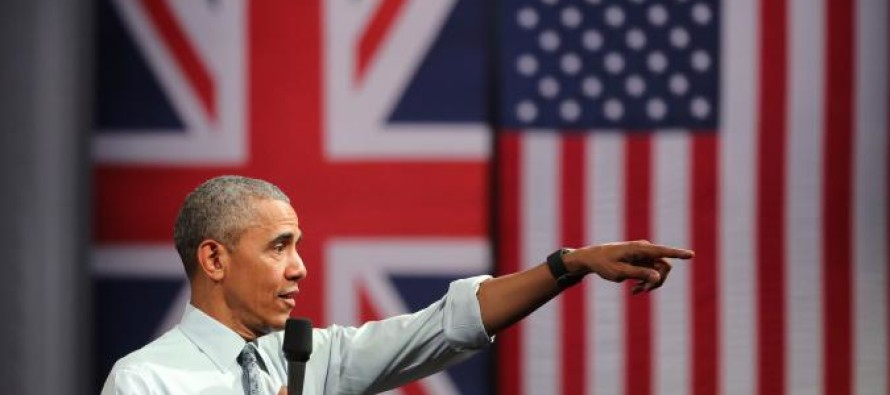 UK Media Calls Obama OUT On His Shadiness – His Response? SHAMEFUL Disrespect… WATCH!