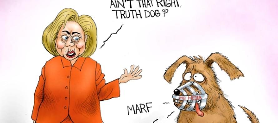 Doggone Truth (Cartoon)