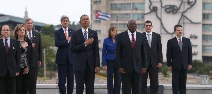Cuba Just Slammed Our President With ONE Word – Is His Trip Backfiring?