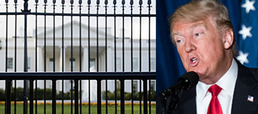 Obama Announces Plans For TALLER Fence Around The White House – TRUMP RESPONDS!