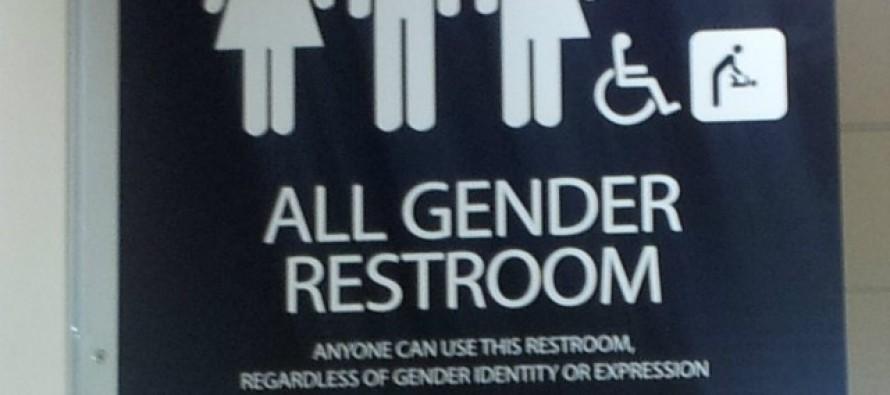 Creepy Man Undresses in Women's Locker Room and Won't Leave; Blames Gender Identity Law