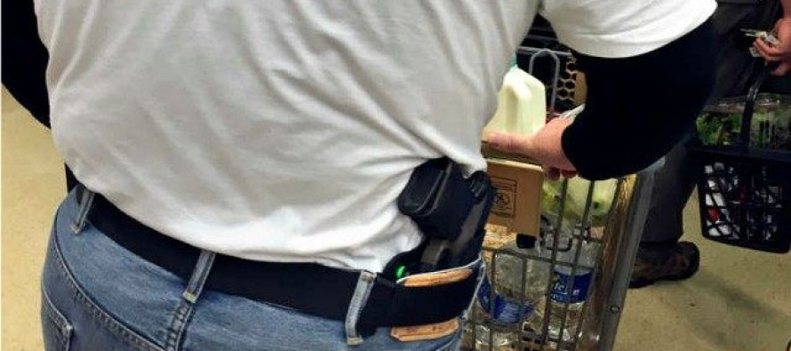 THESE Stores Just Told Criminals They're Going 'Gun-Free Zone', Making Shopping DANGEROUS!