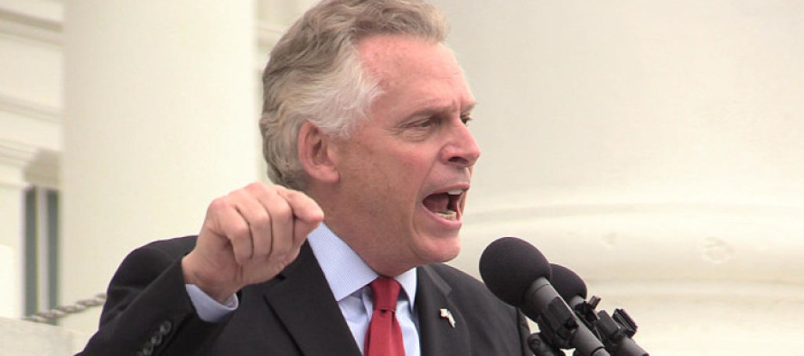 Virginia: Gov. McAuliffe restores voting rights for 206K ex-felons… GOP says it's to boost Clinton [VIDEO]