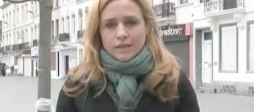 VIDEO: Female Journalist Viciously Attacked ON AIR In Islamic Terror Town