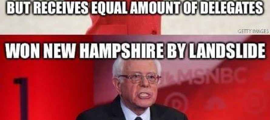 Brilliant Meme Explains Socialism To Bernie Sanders in a Way That He Can Understand