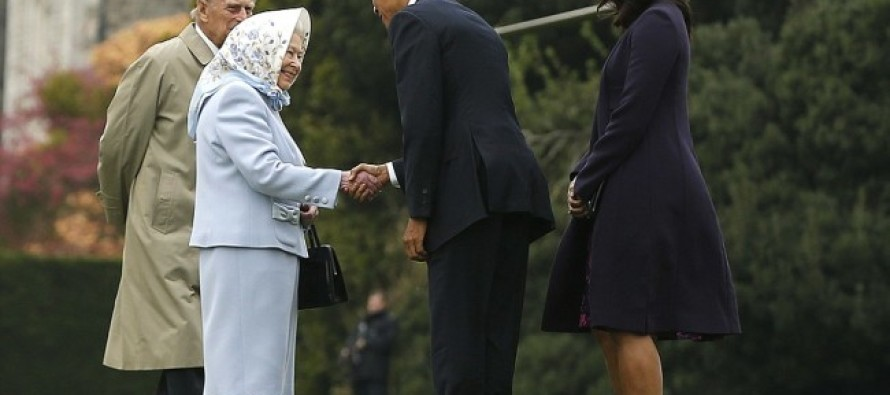 As Americans Struggle to Make Ends Meet, the Obamas Are Doing THIS in England [VIDEO]