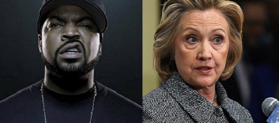 Rapper Ice Cube spills cold truth about Harm Hillary Clinton has done to blacks.