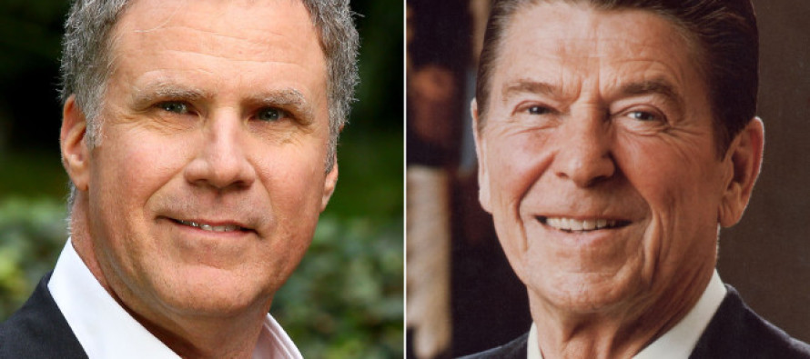 ***BREAKING*** Will Ferrell BACKS OUT Of Reagan Role!