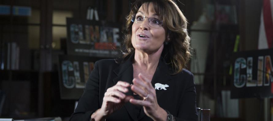 Sarah Palin Defends Curt Schilling – DESTROYS ESPN In One Image