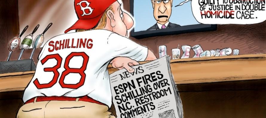 Sports Update (Cartoon)