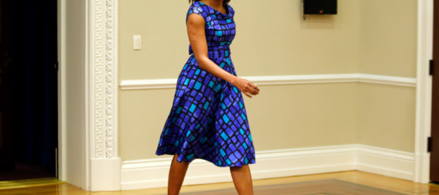 Outrage After Michelle Obama Does THIS at the White House