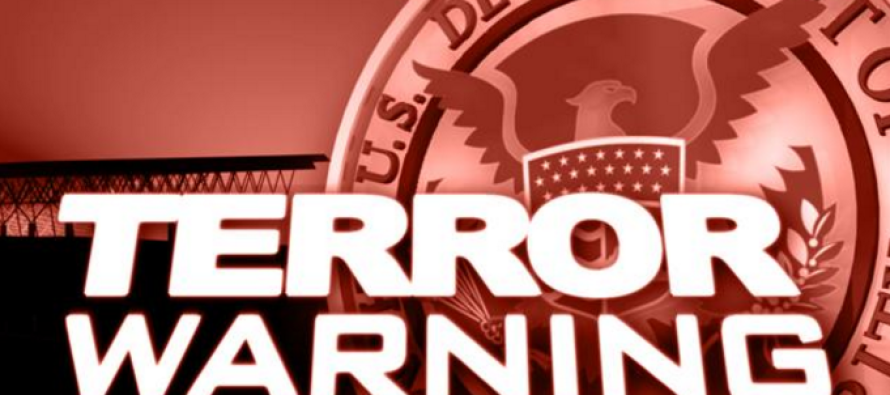 BREAKING: FBI Issues Warning About Terror Attack
