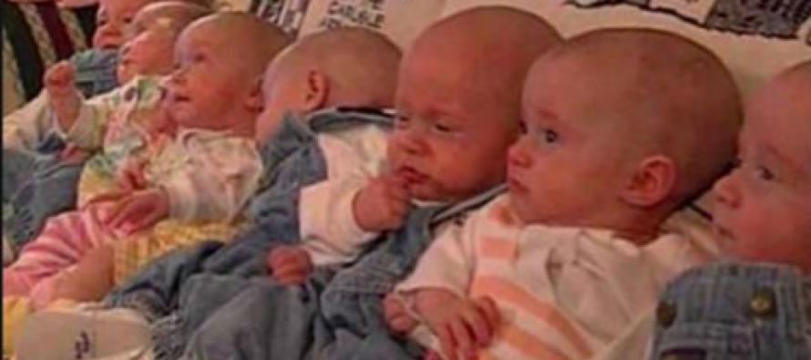 She Had Septuplets 18 Years Ago – Wait Until You See What They Look Like Now