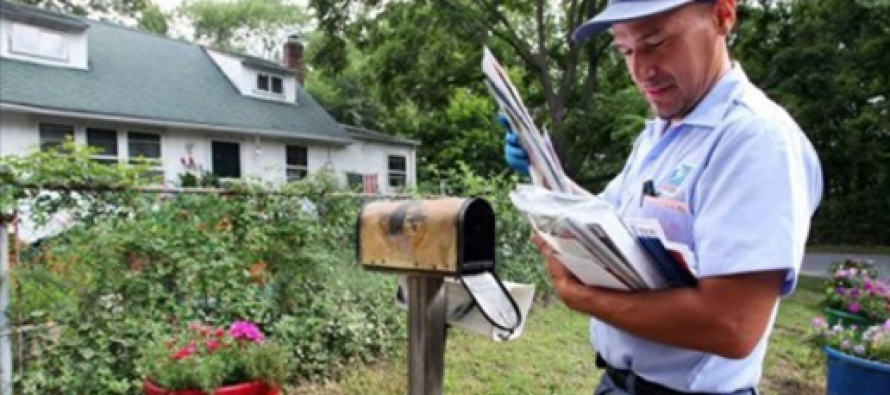 No One Believed the Mailman When He Said THIS Happened Everyday – So He Filmed It…