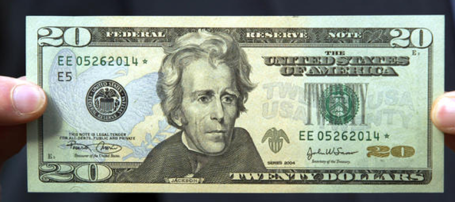BREAKING: Obama Admin. Announces Andrew Jackson Will Be Removed from $20 Bill – Here's His Replacement