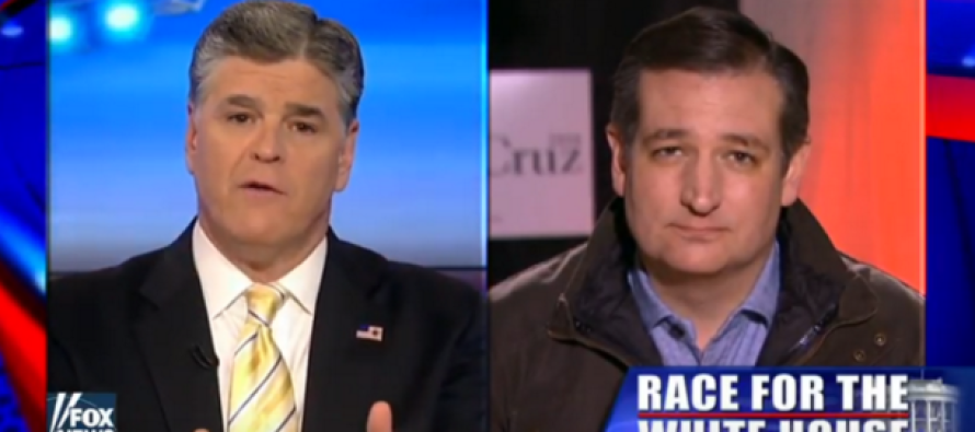 BOOM: Hannity LOSES It on Ted Cruz: 'I'm Getting Sick of It'