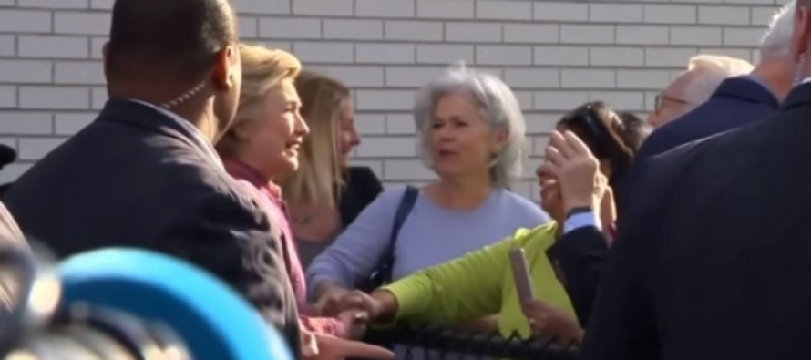 Clinton Caught BREAKING THE LAW… Things Are About to Get Messy [VIDEO]