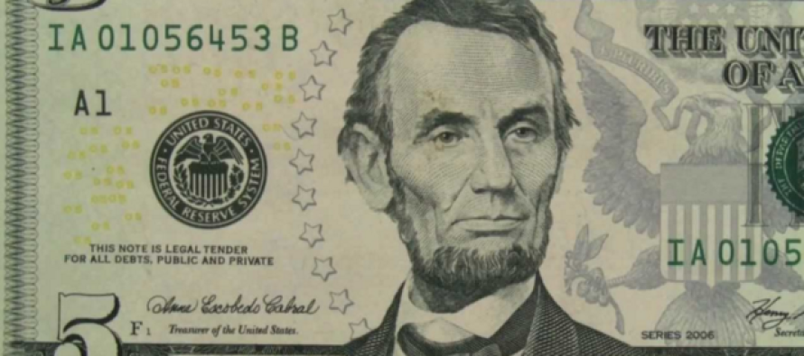 BREAKING: First It Was the $20 Bill – Now the Obama Admin Announces New Faces of the $5 Bill