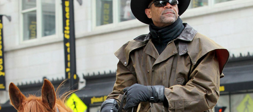 Sheriff Clarke Just Made This Announcement – STUNNING!