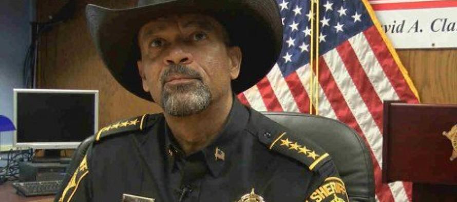 Sheriff Clarke Has Spoken! Liberals Smoking Out The Ears As He Reveals Plan For Muslim Communities!
