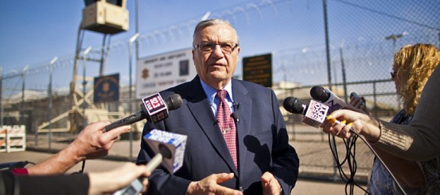 WOW! Sheriff Joe Just Made A MASSIVE Move In Honor Of Our Vets In Jail Who Need Help!