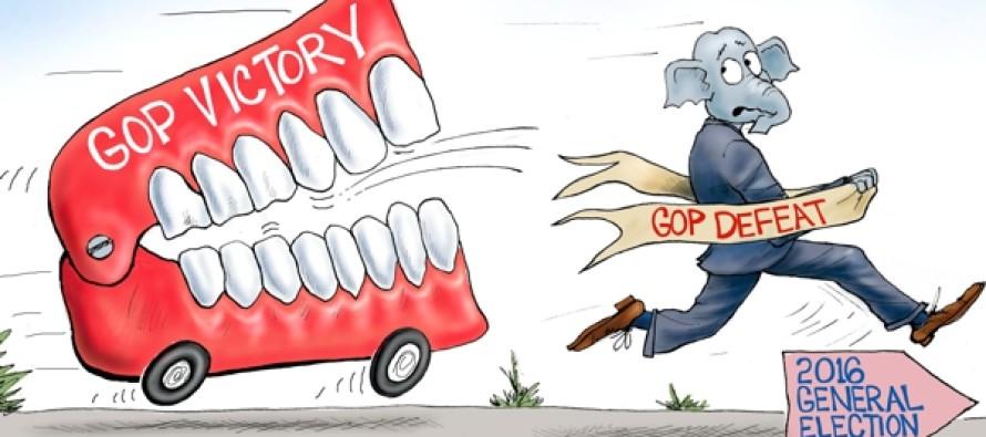 Snatching Defeat(Cartoon)