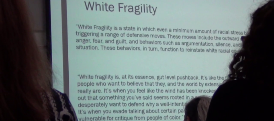 College Celebrates People Who Want To 'Breed White People Out Of Existence' [VIDEO]