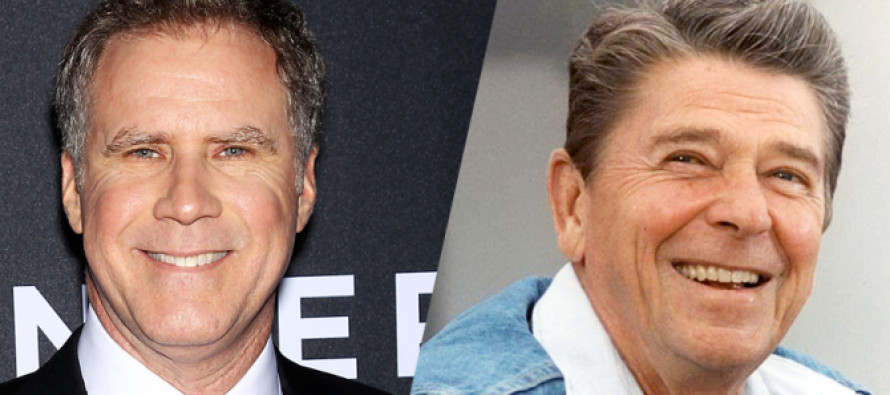 Will Ferrell To Play Alzheimer's-Stricken Reagan – Didn't Expect THIS Response