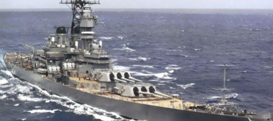 What Obama Just Named This Warship Will Make You FURIOUS!
