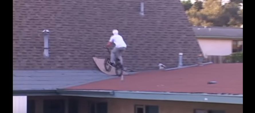 VIDEO: Man's Epic BMX Trick Turns Into HORROR STORY