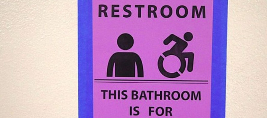 We WARNED Everyone! Look What Just Happened At L.A. High School's FIRST Gender Neutral Bathroom!