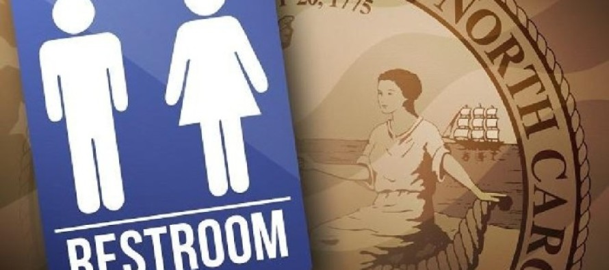 Porn Site Bans North Carolina Users Due to State Law Designed to Keep Men Out of Women's Bathrooms
