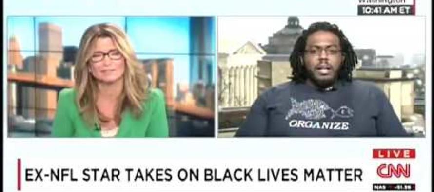 Black Lives Matter Organizer Calls Black-On-Black Crime a 'Myth'