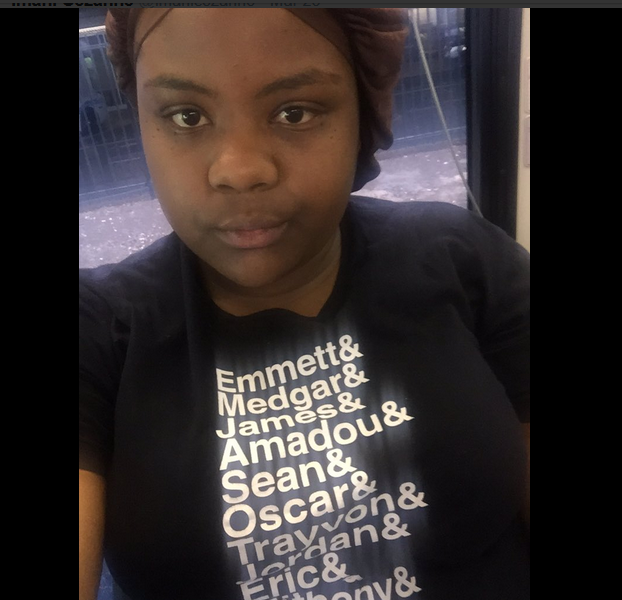 black lives matter thrown off a plane