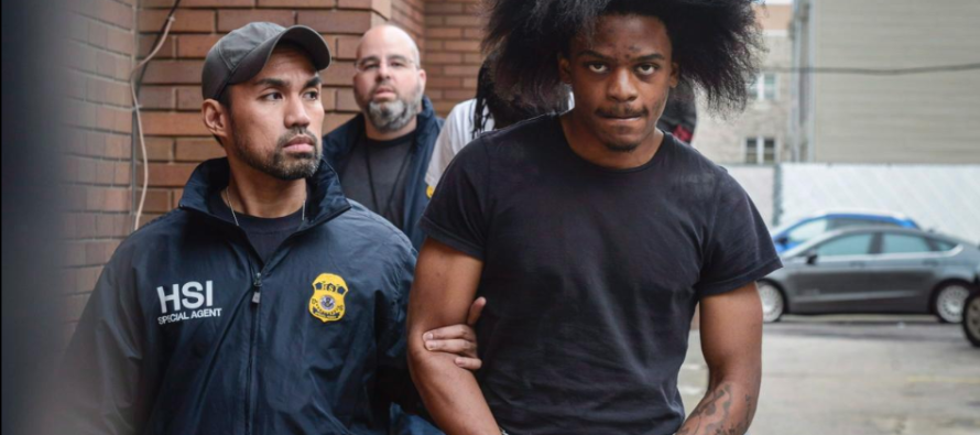 The LARGEST Criminal Take-Down In NYC History JUST HAPPENED