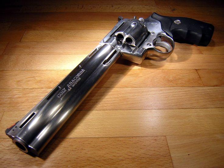 colt gun