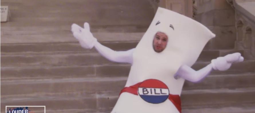 I'm Just a Bill (Transgender Schoolhouse Rock Parody!) [VIDEO]