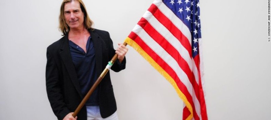 New U.S. Citizen Fabio Takes A Stand For Having Good Family Values In A Kardashian World…